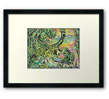 Phantrax (itro) Muriodispherical-SUR//L Framed Print