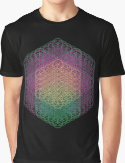 4D: STAR OF LIFE Graphic T-Shirt