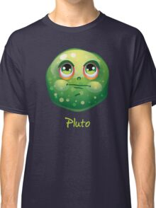 Cartoon Pluto Classic T-Shirt