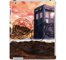 Doctor Who - Tardis, Gallifrey and Doctor's Name iPad Case/Skin