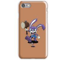 Wacky Wabbit iPhone Case/Skin