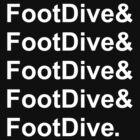 Foot Dive by Kellen Haney