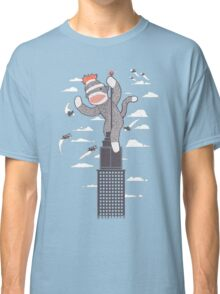 Sock Monkey Just Wants a Friend Classic T-Shirt