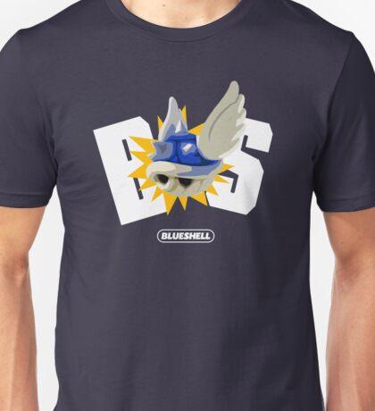 Blue Shell = BS  Unisex T-Shirt