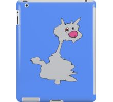 Shaggy Cat iPad Case/Skin