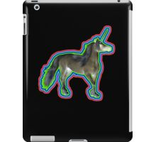 magic rainbow unicorn  iPad Case/Skin