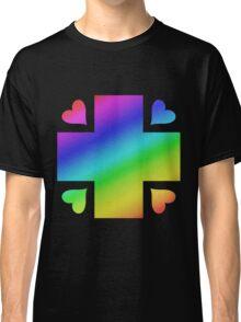 MLP - Cutie Mark Rainbow Special - Nurse Redheart Classic T-Shirt