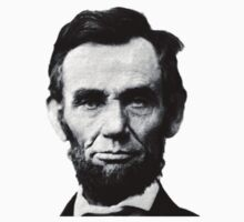 Lincoln Tee by foodstampnation