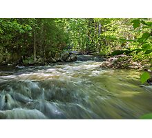 Blakeney Falls Photographic Print