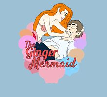 The Ginger Mermaid Unisex T-Shirt