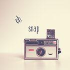 Oh Snap by Maren Misner
