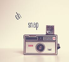 Oh Snap by Maren Misner
