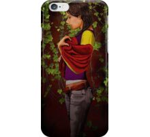 A Woman Waiting iPhone Case/Skin