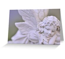 Fairy, As Is Greeting Card