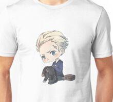 Kanji Tatsumi Chibi - Persona 4 Unisex T-Shirt