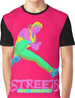 Neo Streets of Rage  Graphic T-Shirt