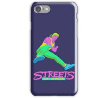 Neo Streets of Rage  iPhone Case/Skin