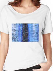 Cracked Grunge Texture Background Women's Relaxed Fit T-Shirt