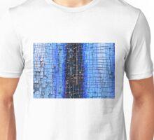 Cracked Grunge Texture Background Unisex T-Shirt