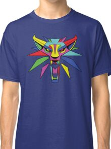 The Witcher (RAINBOW) Classic T-Shirt