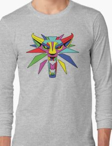 The Witcher (RAINBOW) Long Sleeve T-Shirt