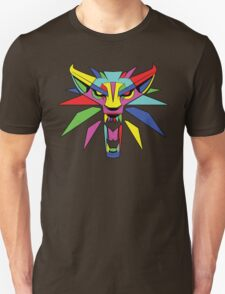 The Witcher (RAINBOW) Unisex T-Shirt
