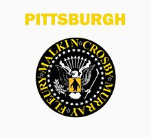 Pittsburgh Penguins as the Ramones Unisex T-Shirt