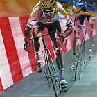 Vainqueur Cavendish  by Andy Farr