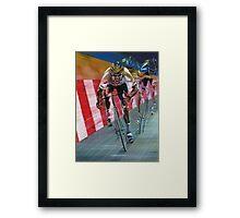 Vainqueur Cavendish  Framed Print