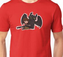 Best Friends - How To Train Your Dragon Unisex T-Shirt
