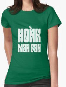 Honk Mah / Dark Tower / 2 Womens Fitted T-Shirt