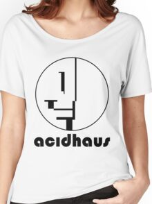 Acidhaus Women's Relaxed Fit T-Shirt