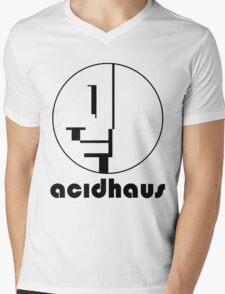 Acidhaus Mens V-Neck T-Shirt