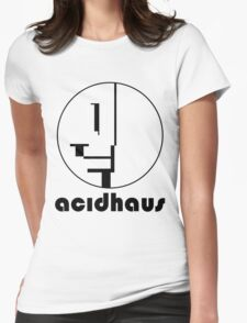 Acidhaus Womens Fitted T-Shirt
