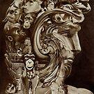 Michaelangelo's Portrait of Christ. by Andreav Nawroski