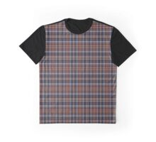 02600 Hillsborough County, New Hampshire Fashion Tartan  Graphic T-Shirt