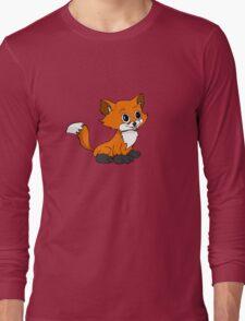 Happy Baby Fox Long Sleeve T-Shirt