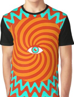 Hypnotic poster Graphic T-Shirt