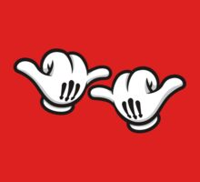 Mickey Hands Thumbs up T-Shirt