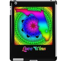 Love Wins - Florida iPad Case/Skin
