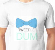 Tweedle Dum- Best Friends Unisex T-Shirt