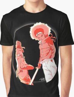 Huey & Riley: The Ninja Way (red) Graphic T-Shirt