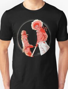 Huey & Riley: The Ninja Way (red) Unisex T-Shirt