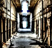 Cell Block by Kim McClain Gregal