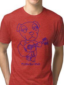 Animal Music Tri-blend T-Shirt