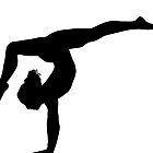 Gymnastics 5 by John Novis