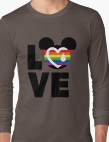 LOVE FOR ORLAND Long Sleeve T-Shirt