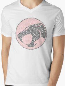 Thunder-tee-Cats ho!  Mens V-Neck T-Shirt