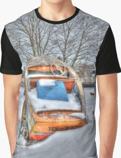Bowler or Boater? Graphic T-Shirt