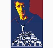 Rocky Balboa Fan Postar Unisex T-Shirt